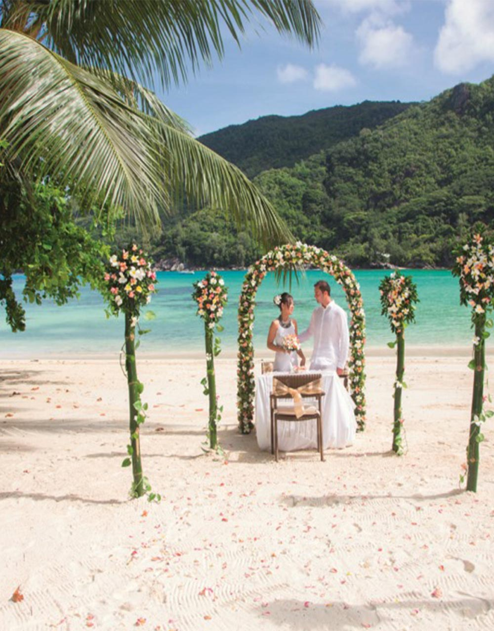 Matrimonio Simbolico Alle Seychelles : Sposarsi alle seychelles sognando viaggiando